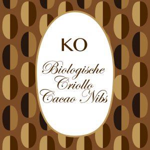 KoolOrganics_Singles_CriolloCacaoNibs_Front_95x95mm